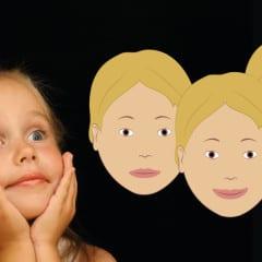Évaluation de la réciprocité dans le jeu et expression faciale